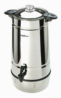 VillaWare V2375 45 Cup Classic Stainless Steel Coffee Urn Kitchen & Dining