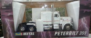 Revell Metal 1/24 Scale Peterbilt 359 Semi Truck Toys & Games