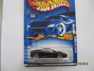 Ferrari 360 Modena 2001 Hot Wheels #204 with pr5's Toys & Games