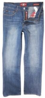 Lucky Brand Men's 361 Vintage Straight Leg Jeans at  Men�s Clothing store
