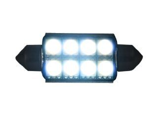 Recon (264222WH) 8 LED Dome Light Automotive