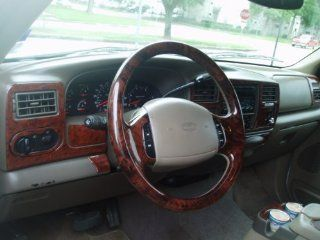 Ford F 250 F250 1999 2004 Wood Dash Trim Kit