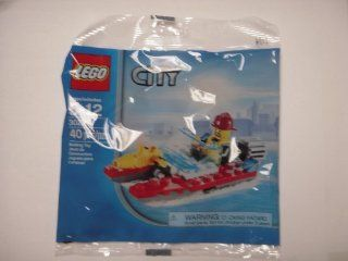 Lego City Set 30220 Fire Boat Bagged Set Toys & Games