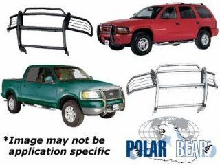 Polar Bear ST744370 Stainless Steel Grille Guard Automotive