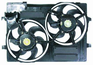 Depo 383 55001 000 Dual Fan Assembly Automotive