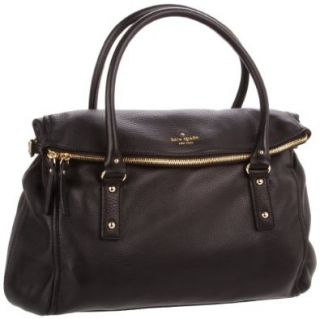 Kate Spade Cobble Hill Leslie Satchel,Black,one size Shoes