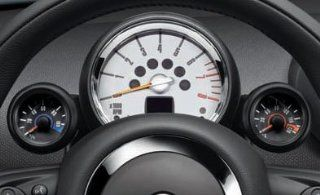 MINI R60 Countryman C S ALL4 62 11 2 183 407 John Cooper Works Sport Gauges   Mounting Kit for two instruments Automotive