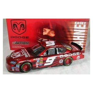 **Low Serial #010 of 408 ** Kasey Kahne #9 Color Chrome Colorchrome Dodge Charger 2005 Action RCCA Club Edition Hood Opening, Poseable Wheels (TRUNK Does NOT Open on RCCA Club Cars) Diecast Only 408 Produced Toys & Games