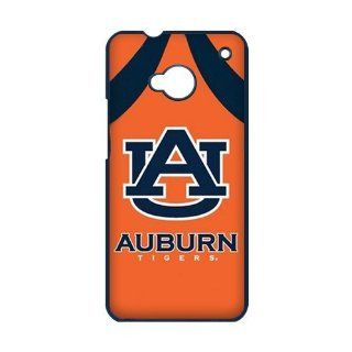 NCAA Auburn Tigers Logo For IPod HTC One M7 Durable Plastic Case Creative New Life Cell Phones & Accessories