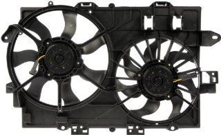 Dorman 621 421 Dual Fan Assembly Automotive