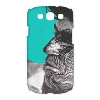 Custom Rolling Stones 3D Cover Case for Samsung Galaxy S3 III i9300 LSM 3051 Cell Phones & Accessories
