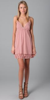 alice + olivia Lulu Polka Dot Dress