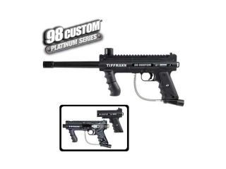 Tippmann 2011 98 Custom ACT Platinum Series Paintball Gun   Basic