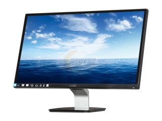 "Dell S2340L Black 23"" 7ms (GTG) HDMI Widescreen LED Backlight LCD Monitor, IPS Panel 250 cd/m2 DC 8,000,000:1 (1000:1)"