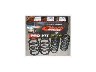Eibach Springs 35107.140 Pro Kit Performance Lowering Springs