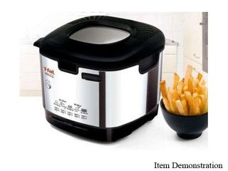 T Fal FR1013002 Minuto Deep Fryer SS w/Filter