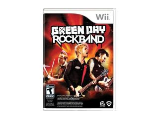 Green Day: Rock Band Wii Game EA