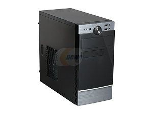 Rosewill FBM 02 Dual Fans MicroATX Mini Tower Computer Case