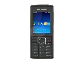 "Sony Ericsson Cedar Silver Unlocked GSM Bar Phone w/ 2.2"" LCD Display / 2MP Camera / Eco Friendly Phone (J108a)"