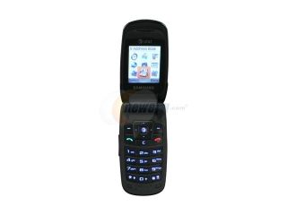 Samsung A117 Black Unlocked GSM Flip Phone with Speakerphone