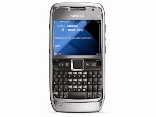 Nokia E71 Gray 3G Unlocked GSM Bar Phone with Full QWERTY Keyboard