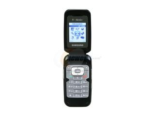 Samsung  SGH t229 Black Unlocked Cell Phone