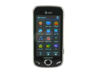 Samsung Mythic SGH a897 Black Unlocked Cell Phone