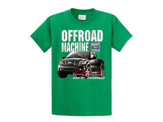 Ford Truck T Shirt Off Road Machine Black 5Xl
