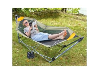 GG PORTABLE FOLDING HAMMOCK