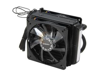 Enermax ELC120 TA 120mm All in One Liquid CPU Cooler with 3 PWM Fan Modes with Blue LED