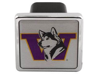 "University of Washington Huskies Football Logo Hitch Cover 2"" Hitch Receiver"