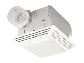Broan 678 Bath Fan & Light Combo