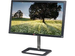 "LG 27EA83R D Ocean Black 27"" 5ms WQHD HDMI Widescreen LED Backlight LCD Monitor IPS pivot&height adjustable 350 cd/m2 5,000,000:1"