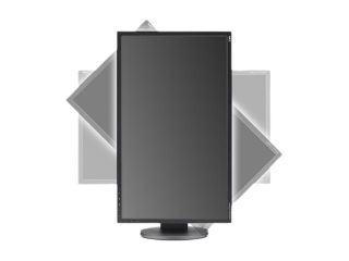"NEC Display Solutions EA244WMi BK Black 24"" 6ms HDMI Widescreen LED Backlight LCD Monitor, IPS Panel 350 cd/m2 DCR 25,000:1 (1000:1) Built in Speakers"
