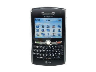 BlackBerry 8800 Black Unlocked GSM Cell Phones with Qwerty Keyboard