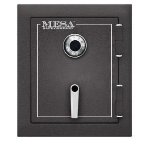 MESA 1.7 cu. ft. Fire Resistant Combination Lock Burglary and Fire Safe MBF1512CCSD