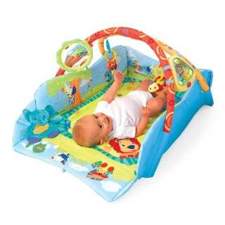 Bright Starts Babys Play Place Play Mat Baby