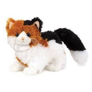 Webkinz Virtual Pet Plush   Calico CAT + Webkinz Bookmark   New with
