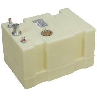 Moeller Marine Below Deck Permanent Fuel Tank (12 Gallon, 20 x 14 x